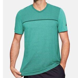 Under Armour Vanish Seamless V-Neck Workout Shirt